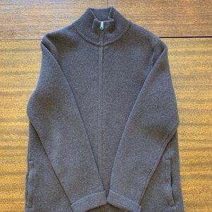 JCrew sweater jacket
